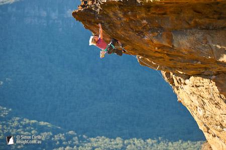 Monique Forestier, Tuckered Out (30), Diamond Falls, Blue Mountains, NSW, Australia.